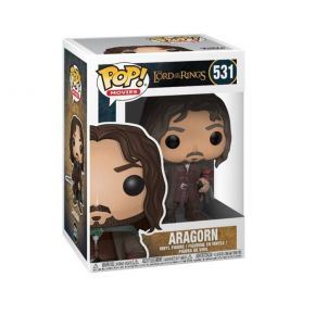 Funko Pop! Vinyl Figure Movies 531 - Aragorn Lord of the Rings