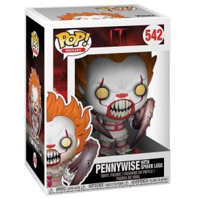 Funko Pop! Vinyl Figure Movies 542 It - Pennywise With Spider Legs