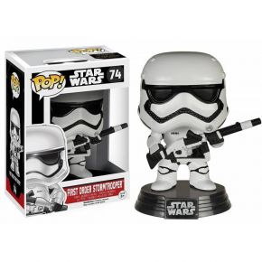 Funko Pop! Vinyl Figure Star Wars 74 - First Order StormTrooper