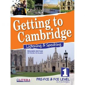 Getting To Cambridge 1 Listening & Speaking - Student's Book (Βιβλίο Μαθητή)