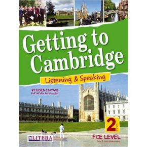 Getting To Cambridge 2 Listening & Speaking - Student's Book (Βιβλίο Μαθητή)