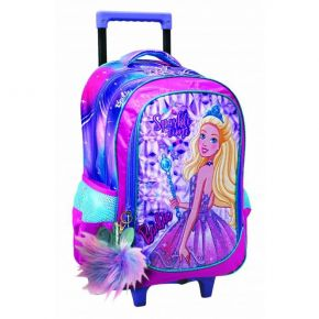 GIM Σακίδιο Trolley Barbie Sparkle Time