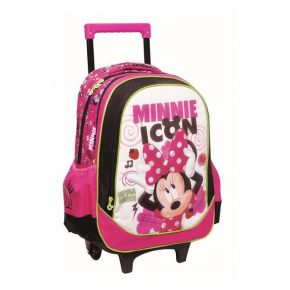 GIM Σακίδιο Trolley Minnie Icon