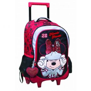 GIM Σακίδιο Trolley Minnie Mouse Athletic