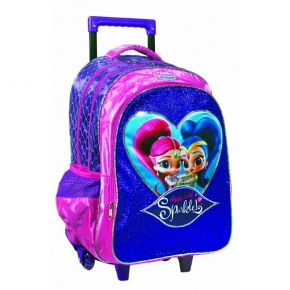 GIM Σακίδιο Trolley Shimmer & Shine Magical