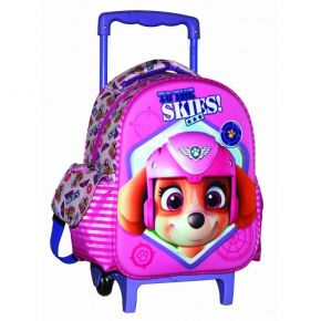 GIM Τσάντα Trolley Νηπίου Paw Patrol To The Skies