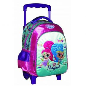 GIM Τσάντα Trolley Νηπίου Shimmer And Shine Keep Life Magical