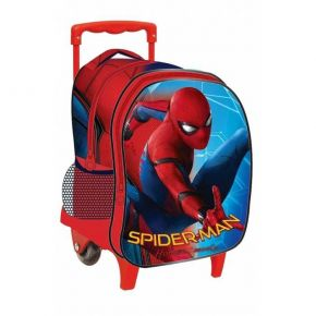 GIM Τσάντα Trolley Νηπίου Spiderman Homecoming