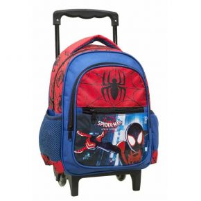 GIM Τσάντα Trolley Νηπίου Spiderman Into The Spider-Verse