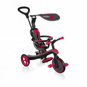 Globber Τρίκυκλο Trike Explorer 4 In 1 - Red