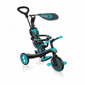 Globber Τρίκυκλο Trike Explorer 4 In 1 - Teal