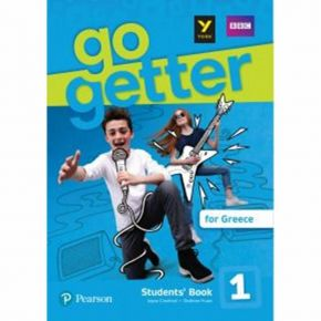 Go Getter For Greece 1 - Student's Book