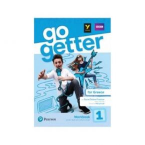 Go Getter For Greece 1 - Workbook