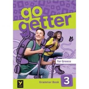 Go Getter For Greece 3 - Grammar Book