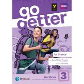 Go Getter For Greece 3 - Workbook (& Online Practice) (Βιβλίο Ασκήσεων)