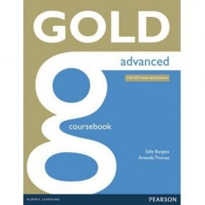 Gold Advanced Coursebook (+Online Audio)