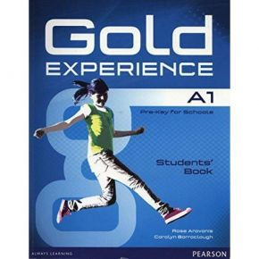 Gold Experience A1 Student's Book (Βιβλίο Μαθητή+DVD)