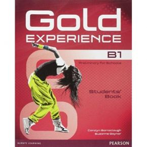 Gold Experience B1 Student's Book (Βιβλίο Μαθητή+DVD)