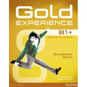 Gold Experience B1+ Student's Book (Βιβλίο Μαθητή+DVD)