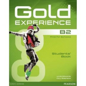 Gold Experience B2 Student's Book (Βιβλίο Μαθητή+DVD)