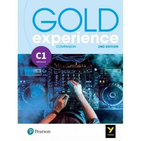 Gold Experience C1 - Companion
