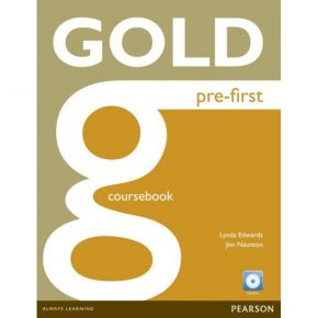 Gold Pre-First Student's Book (Βιβλίο Μαθητή)