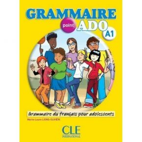 Grammaire Point Ado A1 (+CD+Corriges)