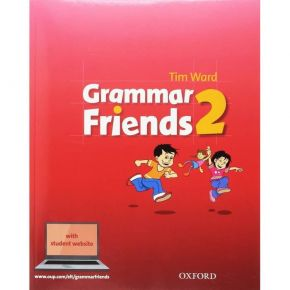Grammar Friends 2 - Student's Book (+Student's Book Website)