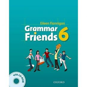 Grammar Friends 6 (+CD)