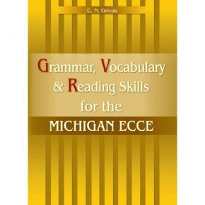 Grammar, Vocabulary & Reading Skills Michigan ECCE - Student's Book