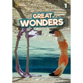 Great Wonders 1 Bundle (Student's Book + Workbook + Companion + Look 4 Anthology)