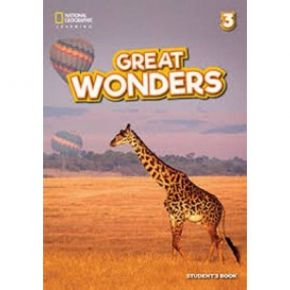 Great Wonders 3 Bundle (Student's Book + Workbook + Companion + Look 6 Anthology)