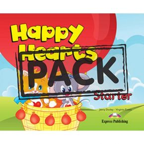 Happy Hearts Starter - Pupil's Pack (Βιβλίο Μαθητή+CD)