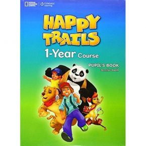 Happy Trails One-Year Course Pupil's Book (Βιβλίο Μαθητή)