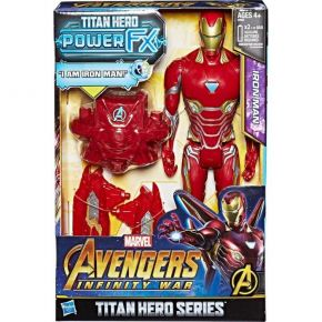 Hasbro Infinity War Titan Hero Power FX Iron Man 30cm