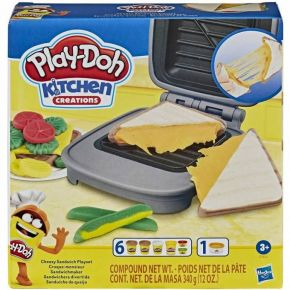 Hasbro Play-Doh Cheesy Sandwich Playset E7623