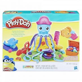 Hasbro Play-Doh Cranky The Octopus