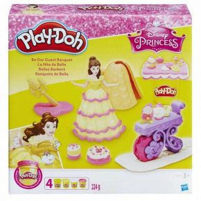 Hasbro Play-Doh Disney Princess Belle B9406