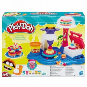 Hasbro Play-Doh Τούρτα Cake Party