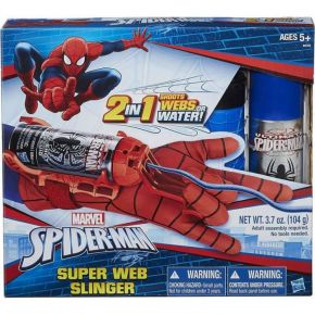 Hasbro Spiderman Movie Super Web Slinger