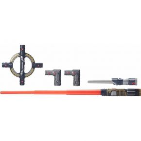 Hasbro Star Wars: Bladebuilders - Spin-Action Lightsaber