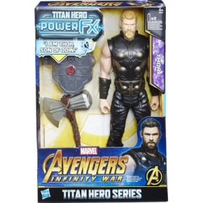 Hasbro Titan Hero Power FX Pack Thor 30cm