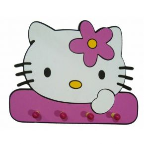 Hollytoon Κρεμάστρα Hello Kitty