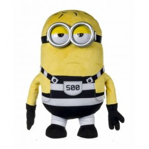 Hollytoon Λούτρινο Minion Tom Jail 36cm