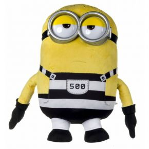 Hollytoon Λούτρινο Minion Tom Jail 50cm