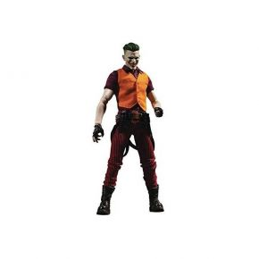 Hollytoon Mezco Toyz Φιγούρα One:12 The Joker 17cm (DC)