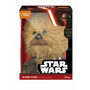 Hollytoon Underground Toys Λούτρινο Με Ήχους Chewbacca (Star Wars) 38cm
