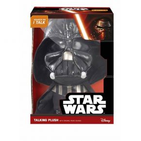 Hollytoon Underground Toys Λούτρινο Με Ήχους Darth Vader (Star Wars) 38cm