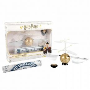 Hollytoon Wow! Stuff Ιπτάμενη Μπάλα Golden Snitch (Harry Potter)