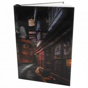 Hollytoon Wow! Stuff Σημειωματάριο 3D Diagon Alley (Harry Potter)